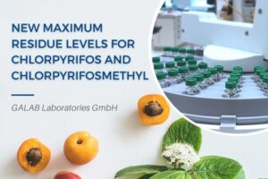 NEW MRL FOR CHLORPYRIFOS-METHYL