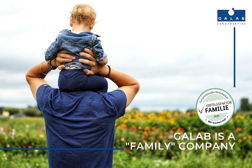 """GALAB is a """"family"""" company"""